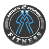 Moves2Inspire Fitness Logo